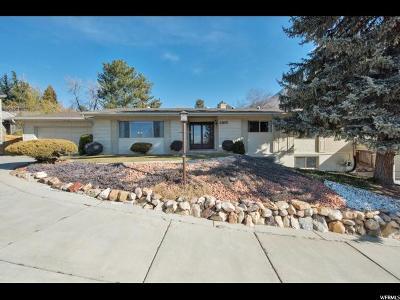 Holladay Single Family Home For Sale: 4815 S Naniloa Dr E