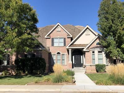 Springville Single Family Home For Sale: 1607 E 1100 S