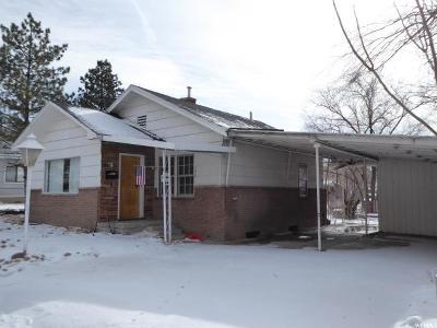 Helper UT Single Family Home For Sale: $73,500