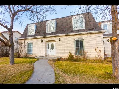 Provo Single Family Home For Sale: 48 W 3140 N