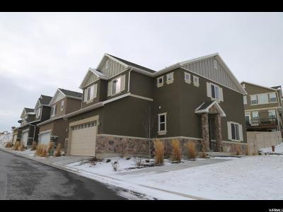 Saratoga Springs Single Family Home For Sale: 269 W Willow Creek Dr
