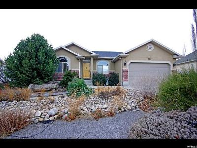 Herriman Single Family Home For Sale: 5531 W Toscana