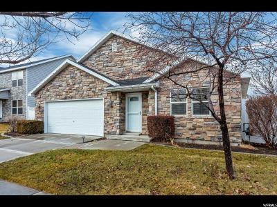 West Jordan Single Family Home For Sale: 6712 W 8305 S
