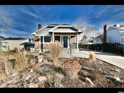 Salt Lake City UT Single Family Home For Sale: $369,900