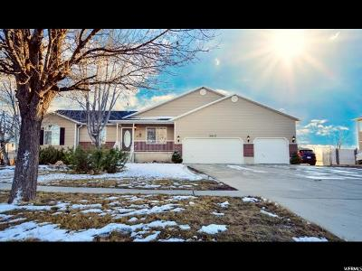 Clinton Single Family Home For Sale: 2617 W 2100 N