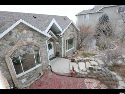 Salt Lake City Single Family Home For Sale: 2494 S Promontory Dr