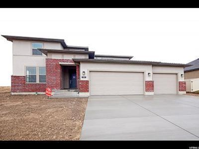 West Jordan Single Family Home For Sale: 7087 W Jayson Bend Dr