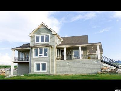 Wellsville Single Family Home For Sale: 7250 S 2700 W