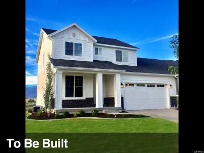 American Fork Single Family Home For Sale: 241 W 350 S #9A