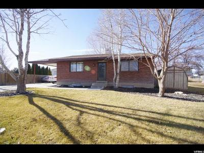 Riverton Single Family Home For Sale: 2256 W 13070 S