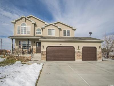 West Valley City Single Family Home For Sale: 2872 S Impala Cir W