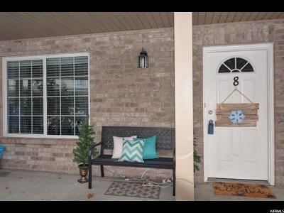 Brigham City Condo For Sale: 130 S 200 W #8