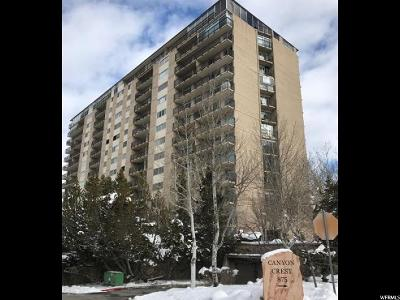Salt Lake City UT Condo For Sale: $389,000