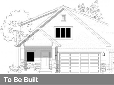 American Fork Single Family Home For Sale: 192 W 310 S #2B