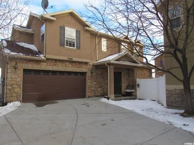 Herriman Single Family Home For Sale: 13461 S Corbin Valley Ln W