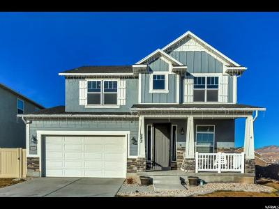 Saratoga Springs Single Family Home For Sale: 282 E Verano Way