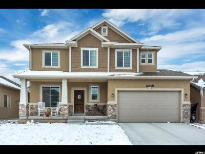 Riverton Single Family Home For Sale: 12878 S Tortoise W