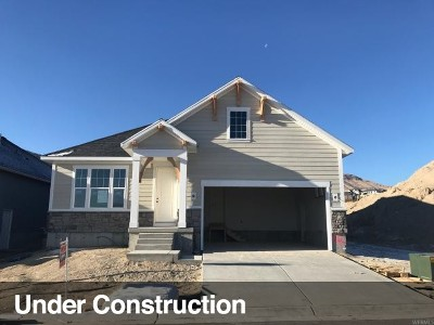 Herriman Single Family Home For Sale: 14872 S Mossley Dr W #28