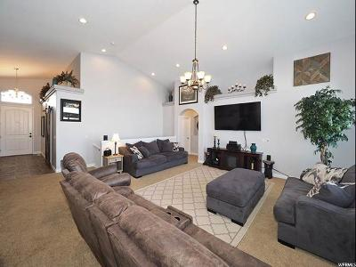 Saratoga Springs Single Family Home For Sale: 488 Autumn Sky Dr