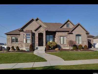 Draper Single Family Home For Sale: 319 E Whisperhollow Cir S