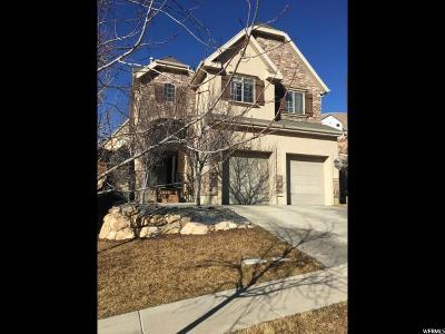 Lehi Single Family Home For Sale: 2768 W Chestnut St N