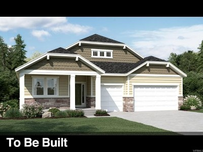 Layton Single Family Home For Sale: 3297 W 650 N #109