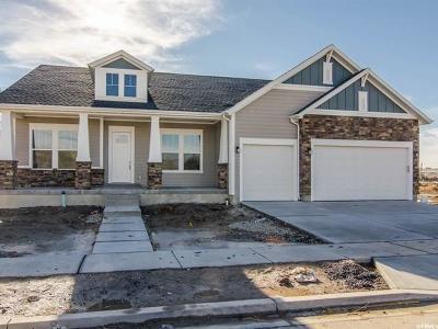 Lehi Single Family Home For Sale: 3187 W Cramden N
