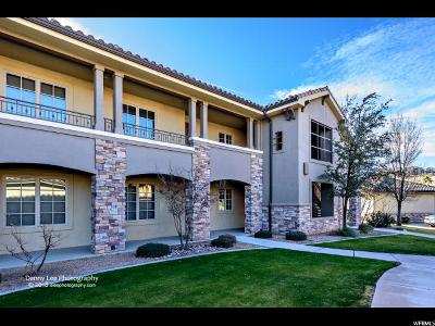 St. George Condo For Sale: 810 S Dixie Dr #1227