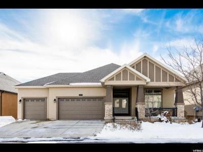 Lehi Single Family Home For Sale: 2941 N Desert Forest Ln E