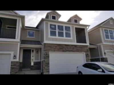 Saratoga Springs Townhouse For Sale: 111 W Condor Rd