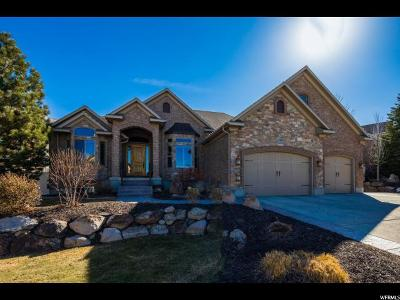 Draper Single Family Home For Sale: 13509 S Tuscalee Way