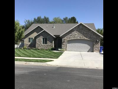 Lehi Single Family Home For Sale: 1436 N 900 W