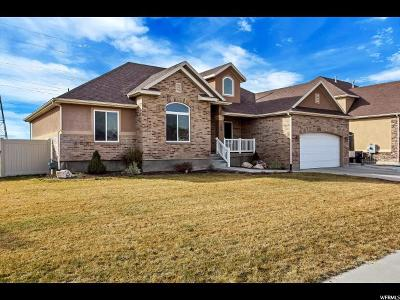 Kaysville Single Family Home For Sale: 148 S Wellington Dr