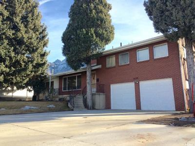 Holladay Single Family Home For Sale: 3122 E Majestic Dr S
