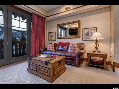 Park City Condo For Sale: 2001 Park Ave #312