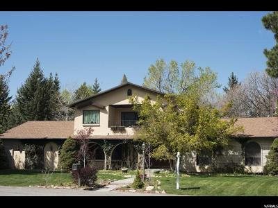 Sandy Single Family Home For Sale: 17 Northridge Way