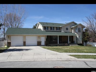 North Logan Single Family Home For Sale: 1435 E 2060 N
