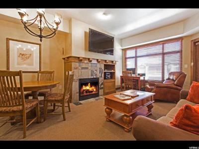 Park City Condo For Sale: 3720 N Sundial Ct #C211