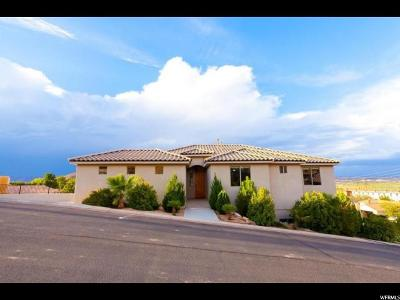 St. George Single Family Home For Sale: 199 W 2025 Cir S #70