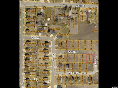 Logan Residential Lots & Land For Sale: 754 W 1060 S
