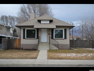 Provo Single Family Home For Sale: 648 W 500 N