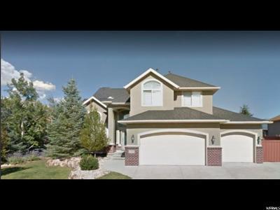 Draper Single Family Home For Sale: 15145 S Briar Crest Ct E