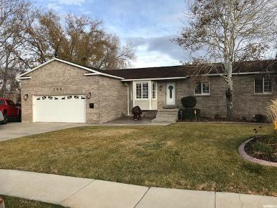 Tooele Single Family Home For Sale: 162 W 400 S