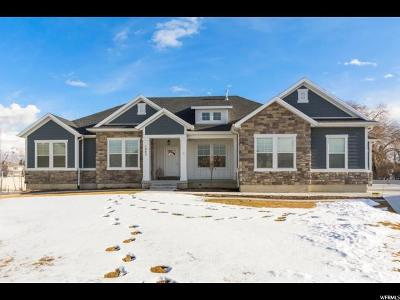 Lehi Single Family Home For Sale: 1003 W 80 N