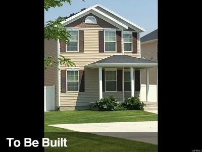 Eagle Mountain Single Family Home For Sale: 1848 E American Way #322