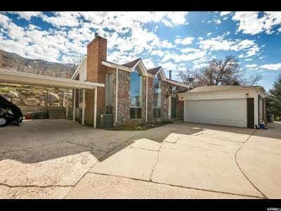 Farmington Single Family Home For Sale: 889 S 200 E