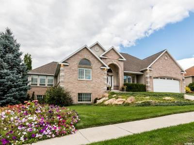 North Logan Single Family Home For Sale: 1215 E 1550 N