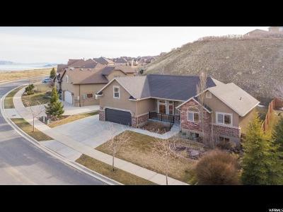 Draper Single Family Home For Sale: 15126 Eagle Crest Dr