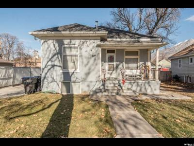 Provo Multi Family Home For Sale: 571 E 100 N