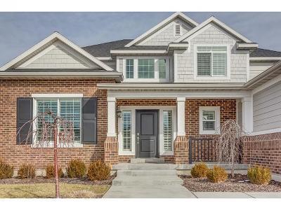 Draper Single Family Home For Sale: 13321 S Lakemont Dr E